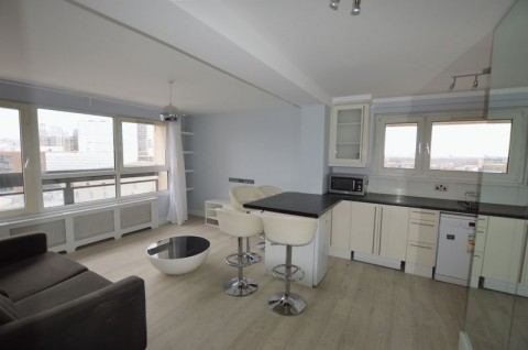 Investment Opportunity: One Bedroom Flat, Canada Estate, SE16