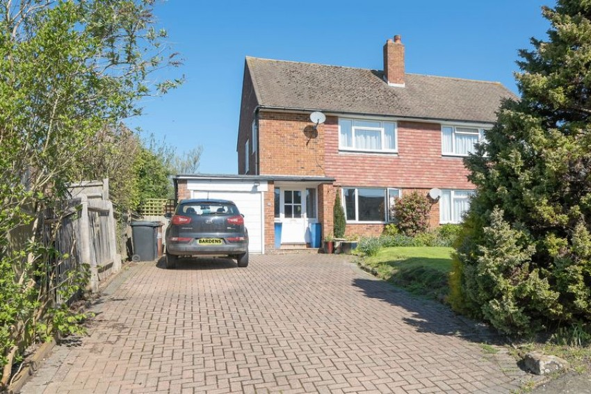 Images for Three Bed Semi Detached House with Scope to Extend stpp on Stone Cross Road, Wadhurst, TN5 6LR - NO CHAIN